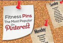 FITNESS PINS — THE MOST POPULAR ON PINTEREST BY # OF REPINS / Any FITNESS RELATED PIN that Achieves 1,000+ REPINS is Added to this Board, Making it Easier for You to Discover the Most Popular Fitness Pins on Pinterest — This Board is Your #1 Source to Keep Tabs On and Discover the Most Popular Images Circulating on Pinterest in this Category! — Please Follow this Board. We Work Hard Daily to Update it for your Enjoyment it and Share With You the Best Content & Most Popular Fitness Related Pins! : )  / by Power of Pinterest Book