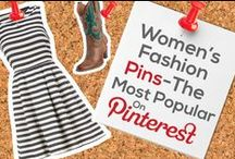 WOMEN'S FASHION PINS — THE MOST POPULAR ON PINTEREST BY # OF REPINS / Any WOMEN'S FASHION PIN that Achieves 1,000+ REPINS is Added to this Board, Making it Easier for You to Discover the Most Popular Outfits, Trends, and Fashion Accessories on Pinterest — This Board is Your #1 Source to Keep Tabs On and Discover the Most Popular Images Circulating on Pinterest in this Category! — Please Follow this Board. We Work Hard Daily to Update it for your Enjoyment it and Share With You the Best Content & Most Popular Women's Fashion Related Pins! : )  / by Power of Pinterest Book