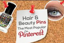 HAIR & BEAUTY PINS — THE MOST POPULAR ON PINTEREST BY # OF REPINS / Any HAIR AND BEAUTY PIN that Achieves 1,000+ REPINS is Added to this Board, Making it Easier for You to Discover the Most Popular Hairstyles, Beuty Trends, and More on Pinterest — This Board is Your #1 Source to Keep Tabs On and Discover the Most Popular Images Circulating on Pinterest in this Category! — Please Follow this Board. We Work Hard Daily to Update it for your Enjoyment it and Share With You the Best Content & Most Popular Hair and Beauty Related Pins! : )  / by Power of Pinterest Book