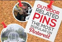 OUTDOOR RELATED PINS — THE MOST POPULAR ON PINTEREST BY # OF REPINS / Any OUTDOOR RELATED PIN that Achieves 1,000+ REPINS is Added to this Board, Making it Easier for You to Discover the Most Popular Outdoor Related Pins on Pinterest — This Board is Your #1 Source to Keep Tabs On and Discover the Most Popular Images Circulating on Pinterest in this Category! — Please Follow this Board. We Work Hard Daily to Update it for your Enjoyment it and Share With You the Best Content & Most Popular Outdoor Related Pins! : )  / by Power of Pinterest Book