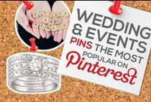 WEDDING & EVENTS PINS — THE MOST POPULAR ON PINTEREST BY # OF REPINS / Any WEDDING AND EVENT PIN that Achieves 1,000+ REPINS is Added to this Board, Making it Easier for You to Discover the Most Popular Wedding & Event Ideas and Inspirations on Pinterest — This Board is Your #1 Source to Keep Tabs On and Discover the Most Popular Images Circulating on Pinterest in this Category! — Please Follow this Board. We Work Hard Daily to Update it for your Enjoyment it and Share With You the Best Content & Most Popular Wedding and Event Related Pins! : )  / by Power of Pinterest Book