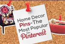 HOME DECOR PINS — THE MOST POPULAR ON PINTEREST BY # OF REPINS / Any HOME DECOR PIN that Achieves 1,000+ REPINS is Added to this Board, Making it Easier for You to Discover the Most Popular Home Decor Pins on Pinterest — This Board is Your #1 Source to Keep Tabs On and Discover the Most Popular Images Circulating on Pinterest in this Category! — Please Follow this Board. We Work Hard Daily to Update it for your Enjoyment it and Share With You the Best Content & Most Popular Home Decor Related Pins! : )  / by Power of Pinterest Book