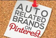AUTO RELATED BRANDS ON PINTEREST / by Power of Pinterest Book