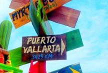 Travel Direction Signs / Directional signs from around the world pointing to cities and interesting places around the world.