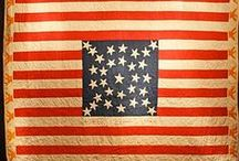 Red, White & Blue / Americana, President's Day, Memorial Day, 4th of July, Independence, Veteran's Day, all thing red, white and blue, memorabilia, crafts, clothing, housewares, decor, craft supplies