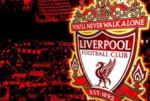 Liverpool fc (aka my heart and soul)  / by S. Elizabeth
