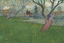 art-van Gogh / by Igor Mamantov