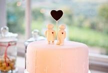 Wedding :-) / Petites idées pour joli mariage  / by Marie-Eva Gatuingt