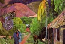 art-Gauguin / by Igor Mamantov