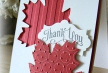 Crafts ~ card making and scrapping / A hand written note can mean so much, even more when you took the time to personalize a card. Note writing is an art that seems to be getting more lost with email, but there is no comparison.