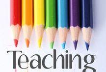 Teaching Like a Boss / by Danielle Robb