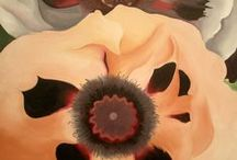 art-O'Keeffe / by Igor Mamantov