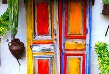 Doors & House Exterior