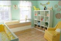 Nursery Ideas / by Amy Collette