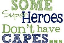 Super Parents make Super Kids / by SuperME