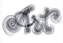 Typography / by Richard Jennings