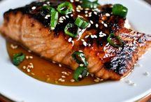 Eat More Fish / by Julie Harris-Matsunaga