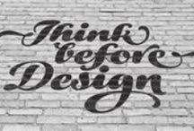 The promos / Promotion material I create for my typefaces