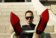 Louboutin / Our favorite shoe designer ! Love Loubies !!