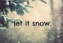Алена и Андрей, Let it snow