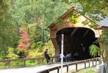 Green Mountains of Vermont  / We LoVermont. Take a walk with us through Vermont and the Green Mountains.