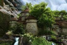 Places I'd Like to Go / by Katrina Borland