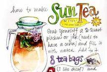 Fun Summer Recipes / by Kimberly Arnold Street