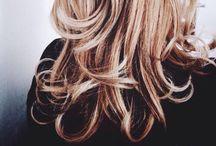 Hair / by Allie Hobday