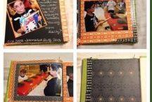 Mini Albums  / Mini Scrapbook albums