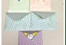 Stampin' Up! / Inspiration in using Stampin Up! Products