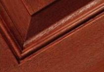 MAHOGANY Doors / PLASTPRO'S MAHOGANY SERIES - The Mahogany Series bring a beautiful hardwood tone that conveys the strong spirit of Mahogany with all of the strength and integrity found in fiberglass. Each door is meticulously manufactured utilizing Plastpro's HydroshieldTechnology™ to guarantee the highest quality.