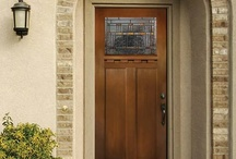 FIR GRAIN Doors / PLASTPRO'S FIR GRAIN SERIES - The  craftsmanship  and  classic  styling  of  Plastpro  Fir Grain  series  features    the  fine  vertical  graining characteristic of  the Douglas  fir which emphasizes  the architecturally correct proportions of Plastpro  fiberglass entry doors.