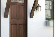 WOODGRAIN  Doors / PLASTPRO'S WOODGRAIN SERIES - Our Woodgrain doors have a rich oak grain pattern that resembles the look, feel and texture of a real wood without any of the performance drawbacks associated with wood. Maintain the original look and feel of your home, but with all of the benefits of fiberglass. Made with our exclusive Hydroshield Technology™ our doors will never rot, warp, or creak like wood.