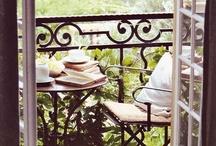 Balcony & Outdoors