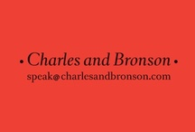 Charles and Bronson