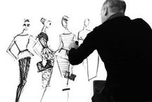 Fashion- Ilustrations / by Wild-Flower