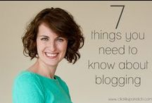Blogging Tips / by Denise Greenwood {frazzled JOY}