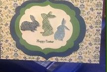 Stampin' Up! Easter Cards and Projects / Easter ideas using Stampin' UP! products