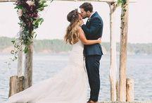 Rustic Bohemian Weddings / by Kimberley Kufaas