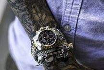 Pre-Owned Watches / A collection of some of the worlds most iconic watches.