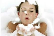 Spa at Home / Self-care is part of healthy living. Treat yourself with a random act of self-kindness.