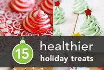 Healthier Entertaining & Gatherings / Enjoy the seasonal celebrations with healthy food to make and take, or when entertaining for holidays or gatherings.