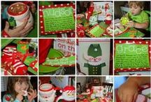 Elf on shelf ideas  / by Kimberly Arnold Street