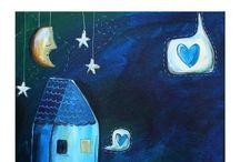 Moonlight and starlight / by Pamela