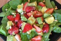 Eating healthy / by Lisa Reynolds