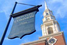 Boston / by Rebekkah 'Morris' Paden