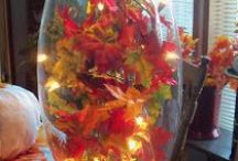 Fall Ideas / Ideas for the Fall Season pertaining to food and decorating