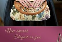 Handbags, Purses, Wallets & Clutches / Shop Ricki Designs Handbags & Purses online at SignatureThings. Great Collection Womens Hand bags, Purses, Crossbody bags, Shoulder bags, Clutches, Satchels, Hobos & many more.