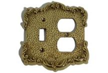 Brass Switch Plates - Decorative Wall Plates