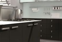 Kitchen Cabinet Hardware / Best cabinet hardware collection made from brass and lucite. Suitable for your white kitchen cabinet. Modern and Traditional Style kitchen hardware.  SignatureThings.com Offering everything you need to upgrade your kitchen on a budget.